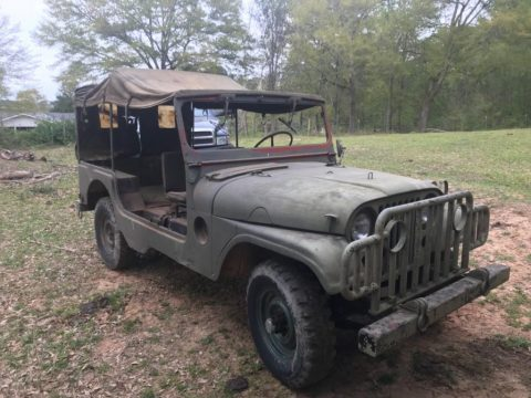 1953 Jeep Willy's M 170 Ambulance for sale
