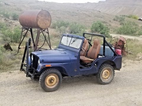 1954 Willys MA M38A1 for sale
