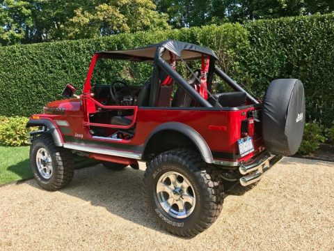 1980 Jeep CJ  340 V8 for sale