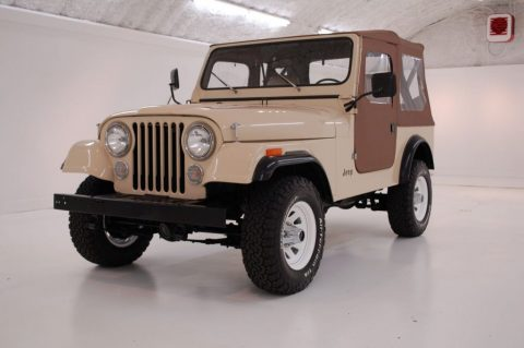 1985 Jeep CJ7 for sale