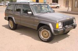 1988 Jeep Cherokee LIMITED John Ericson's for sale