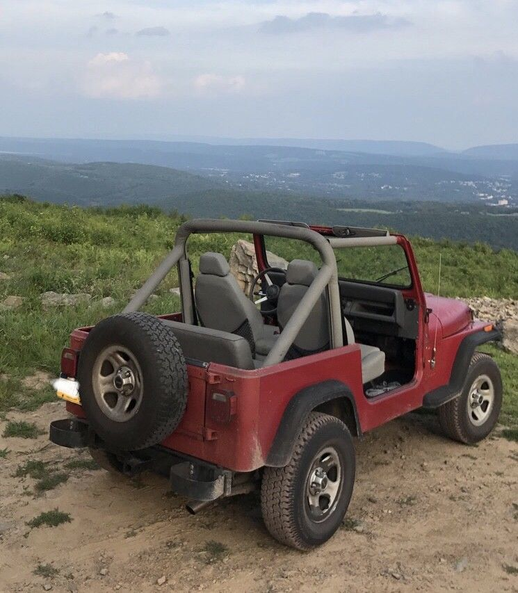 1988 Jeep Wrangler YJ for sale