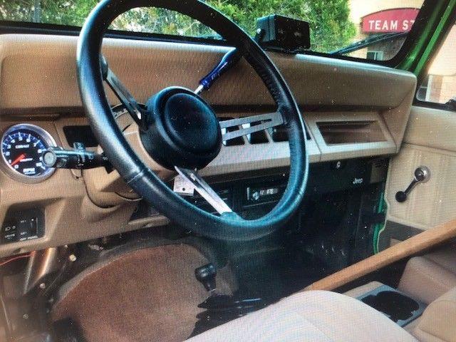 1989 Jeep Wrangler Sahara