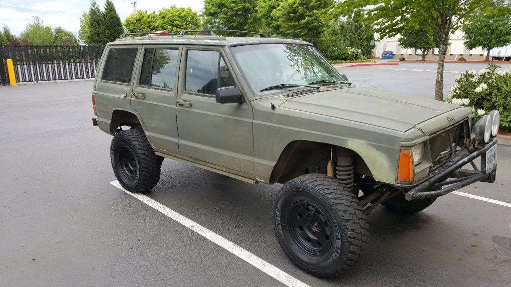 1991 Jeep Cherokee XJ