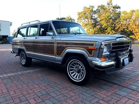 1991 Jeep Wagoneer Grand WAGONEER for sale