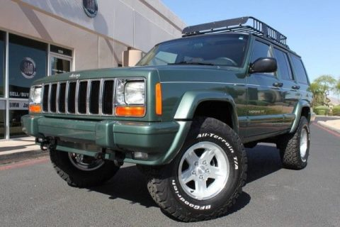 2000 Jeep Cherokee Limited for sale