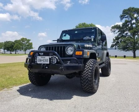 2005 Jeep Wrangler X for sale