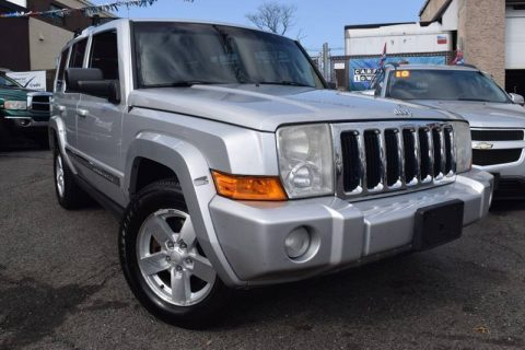 2007 Jeep Commander Limited 4dr SUV 4WD for sale