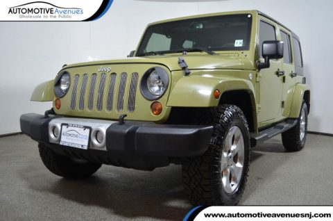 2013 Jeep Wrangler 2 TOPS for sale