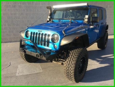2014 Jeep Wrangler Sahara Polar EDITION for sale
