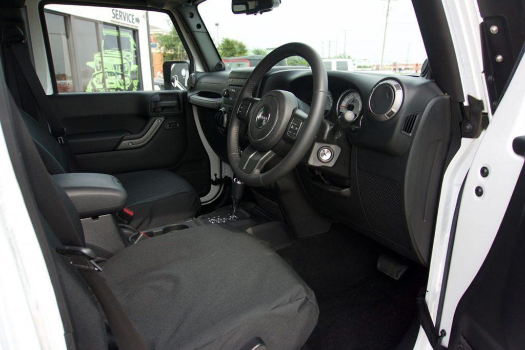 2014 Jeep Wrangler Sport RHD