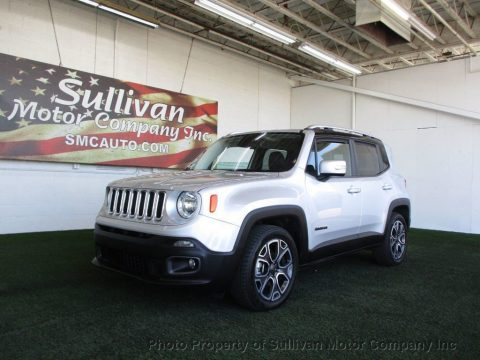 2016 Jeep Renegade FWD 4dr Limited for sale