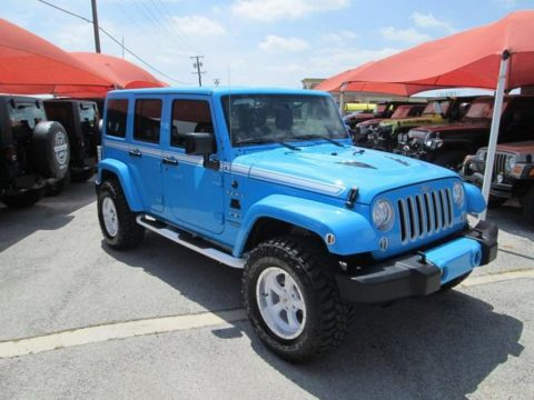 2017 Jeep Wrangler Sahara for sale