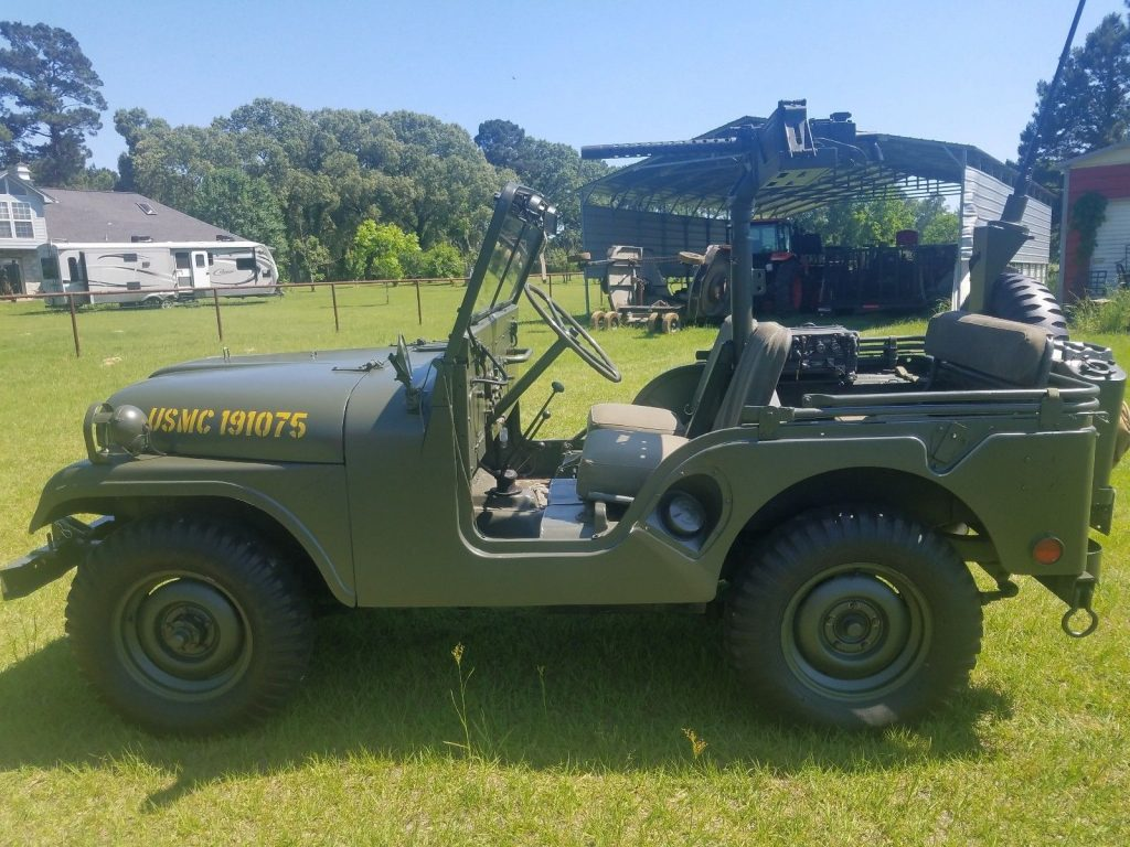 Jeep M38A1