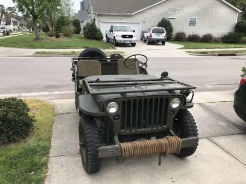 1945 Jeep Willys MB for sale