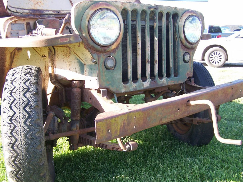 1946 Jeep Willys CJ2A