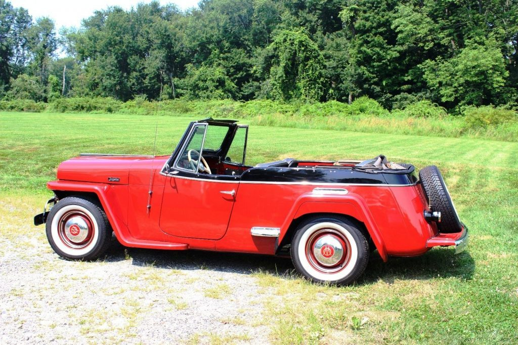 1948 Jeep Willys 439 Jeepster