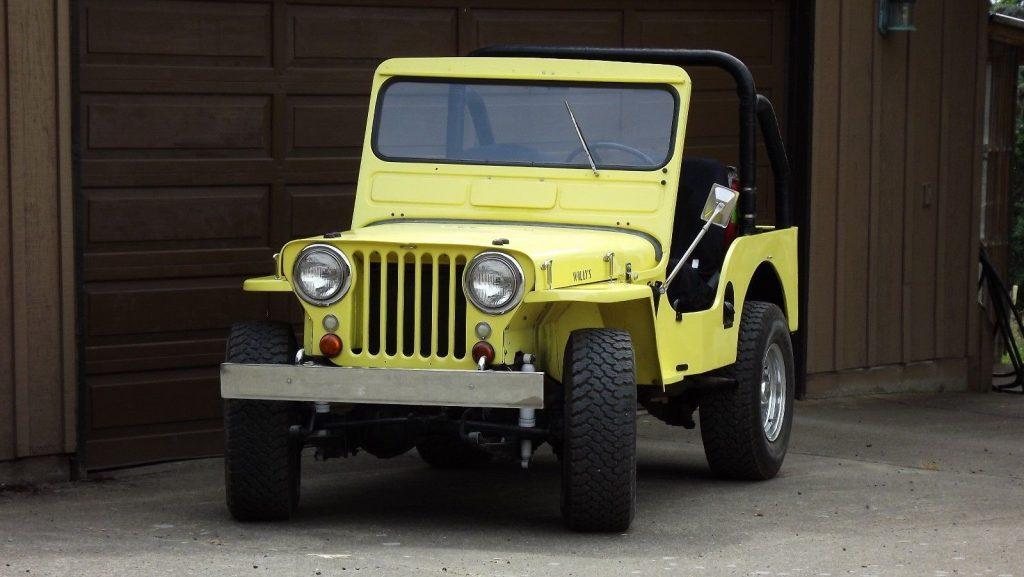 1951 Jeep Willys CJ 3A for sale