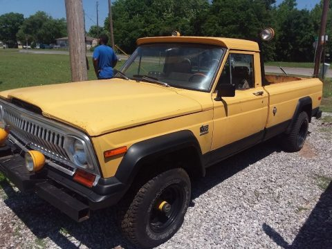 1975 Jeep Comanche j10 for sale