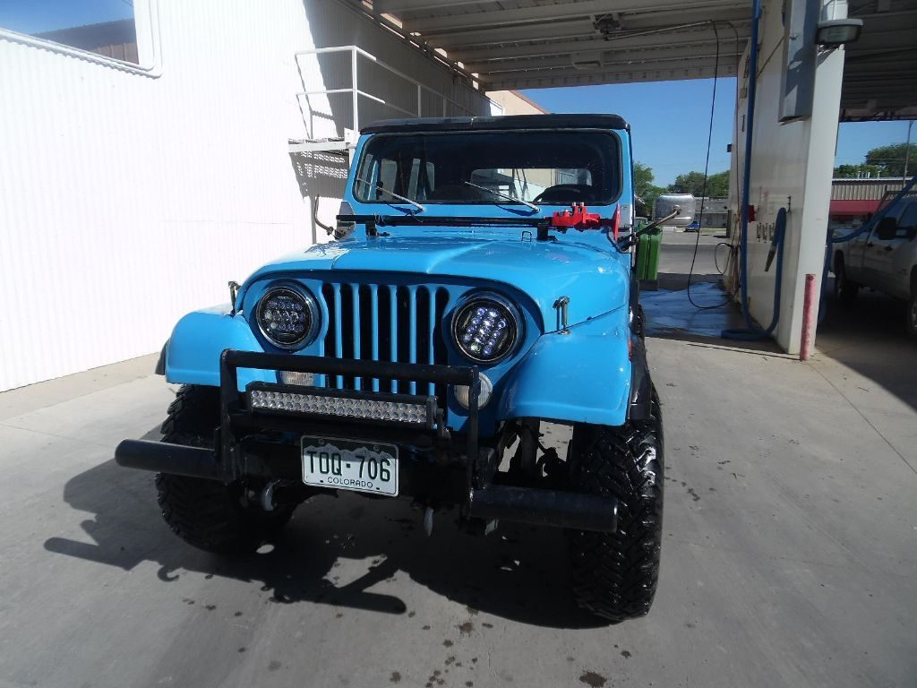 1976 Jeep CJ for sale