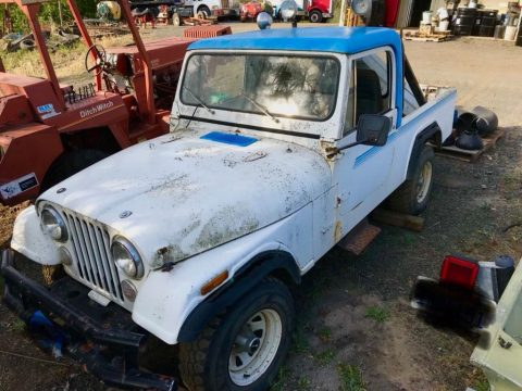 1981 Jeep Scrambler for sale