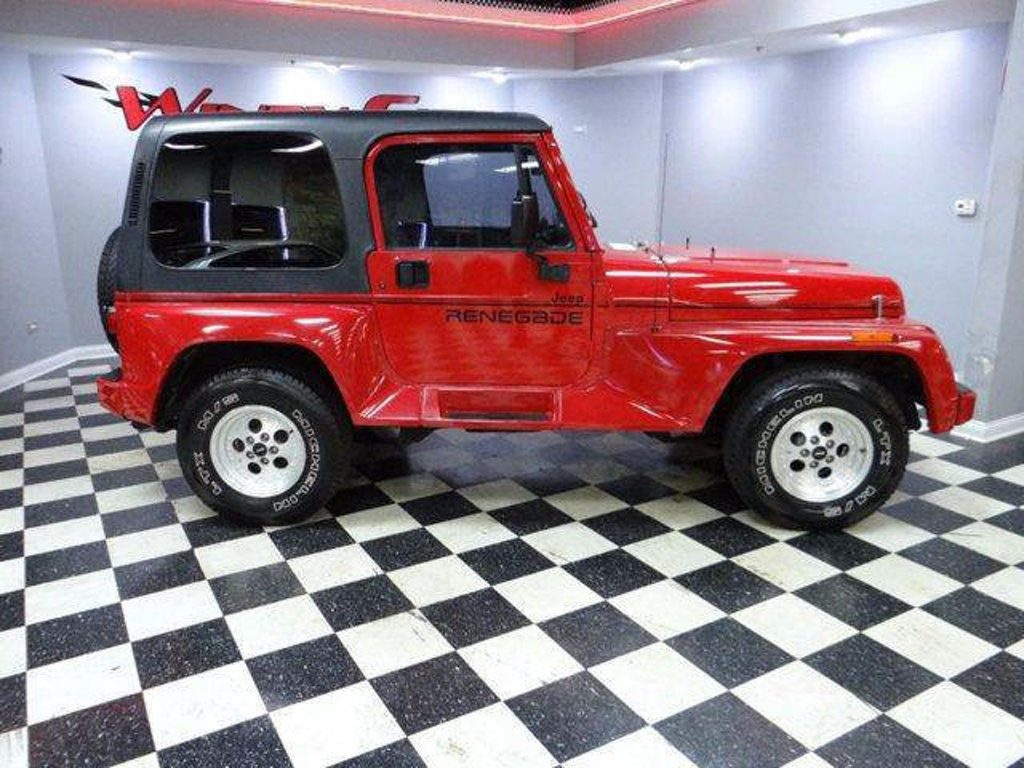 1994 Jeep Wrangler Renegade for sale