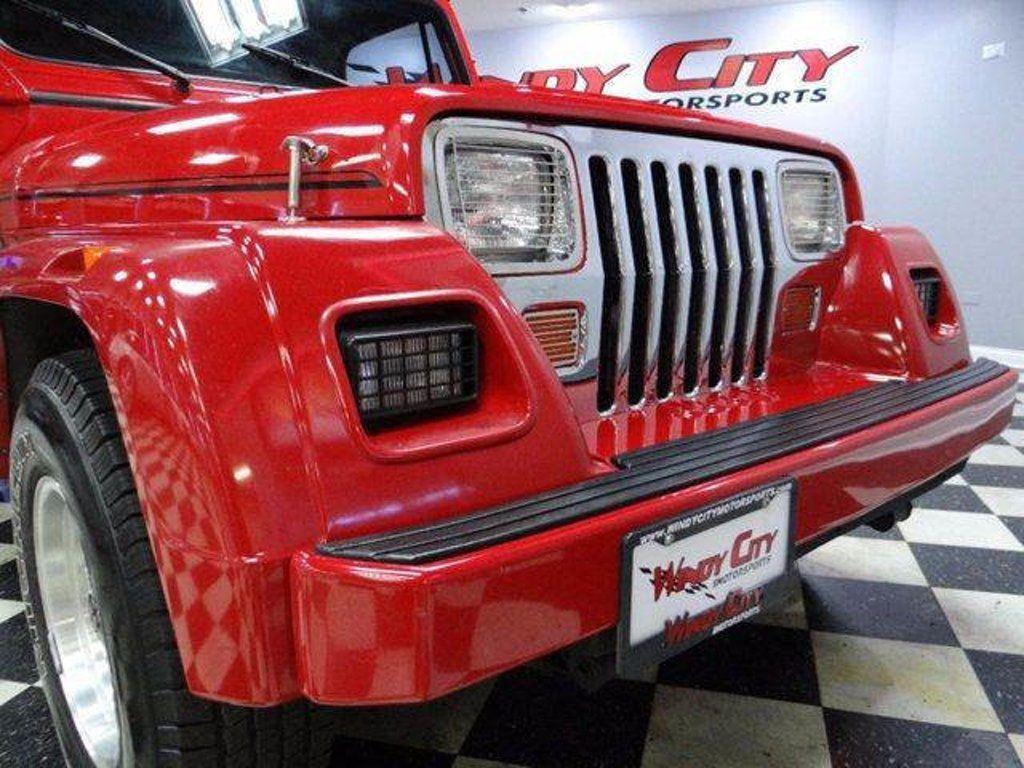 1994 Jeep Wrangler Renegade