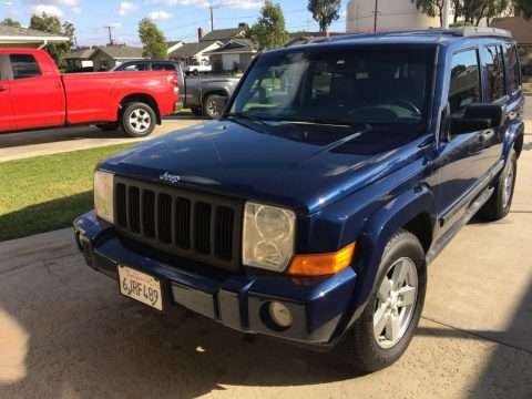 2006 Jeep Commander Sport for sale