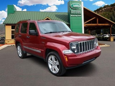 2012 Jeep Liberty Limited Jet for sale