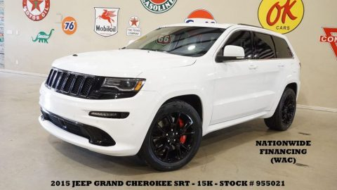 2015 Jeep Cherokee SRT for sale