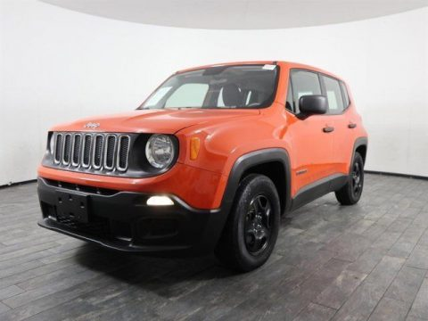 2016 Jeep Renegade Sport for sale