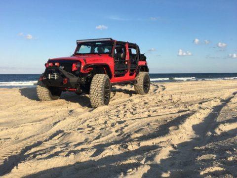 2016 Jeep Wrangler Rubicon for sale