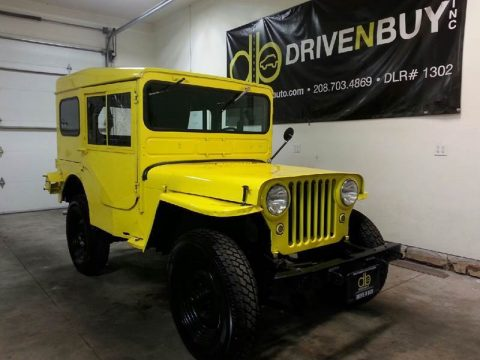 1947 Jeep CJ2A Willys 439 LL for sale