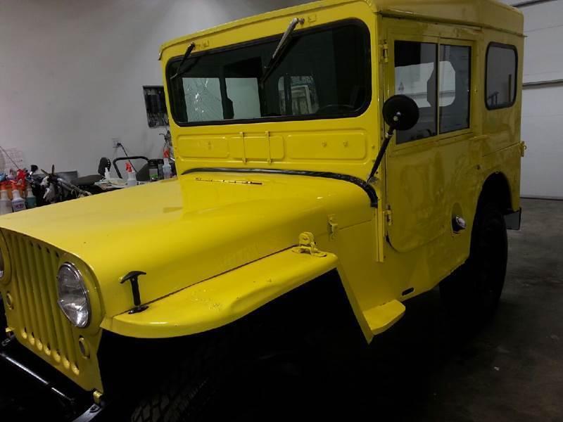 1947 Jeep CJ2A Willys 439 LL