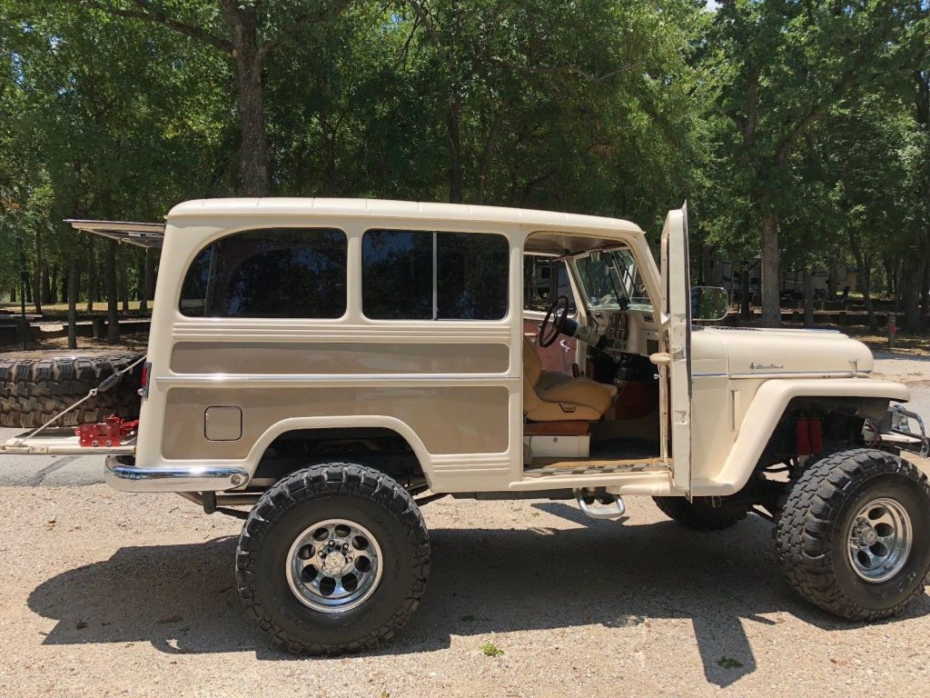 1956 Jeep Willys Wagon
