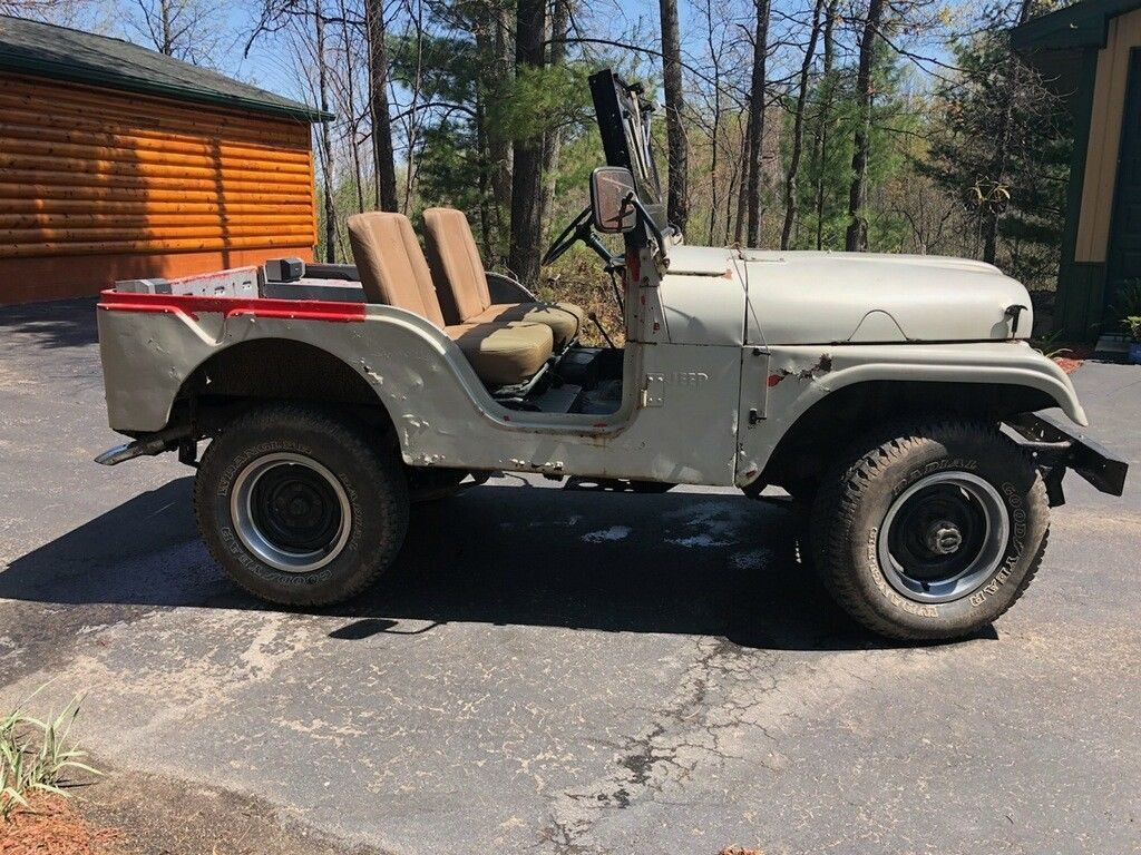 1960 Jeep Willys for sale