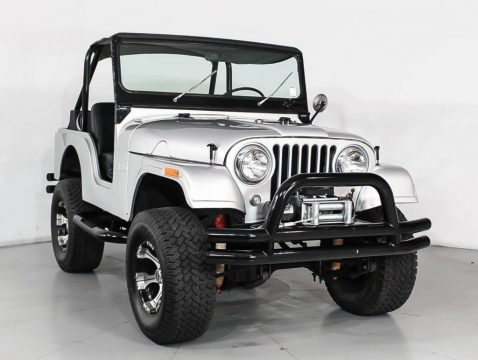 1960 Willys for sale