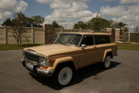 1981 Jeep Cherokee Laredo for sale