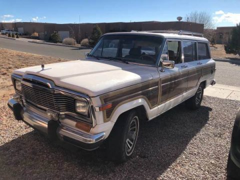 1988 Jeep Wagoneer for sale