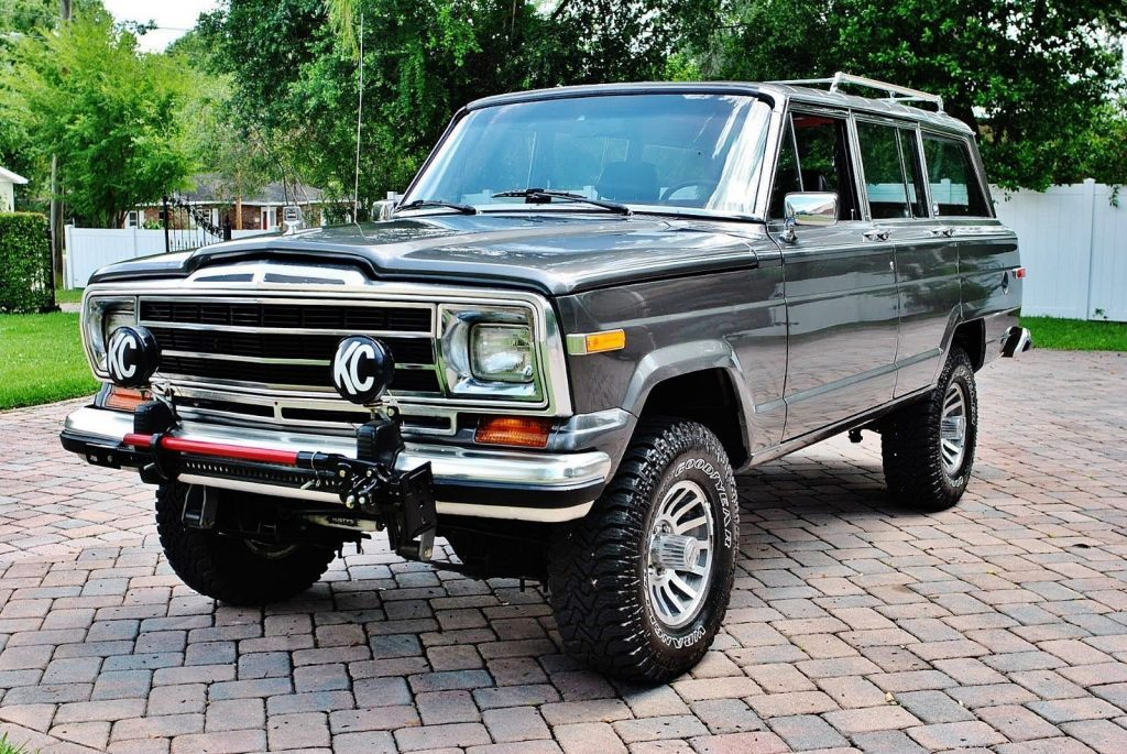 1989 Jeep Wagoneer 1989 Jeep Grand Wagoneer 4×4 Restored amazing