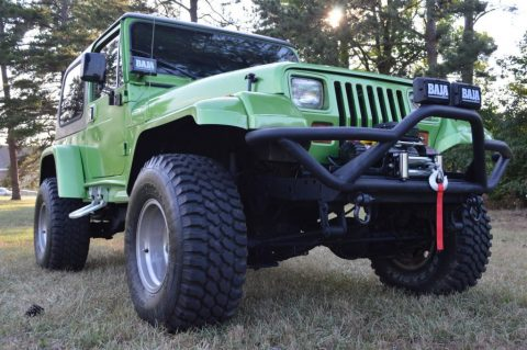 1995 Jeep Wrangler YJ for sale