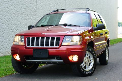 2004 Jeep Grand Cherokee Special Edition 4.0 4WD NO Reserve SEE VIDEO for sale