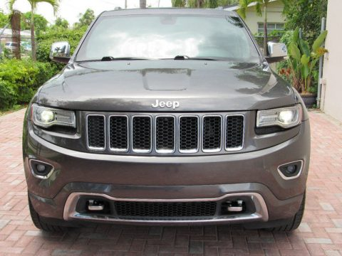 2014 Jeep Grand Cherokee RWD 4dr Overland for sale