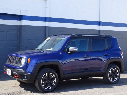 2016 Jeep Renegade Trailhawk 4×4 for sale