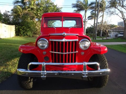 1959 Jeep Willys Custom for sale