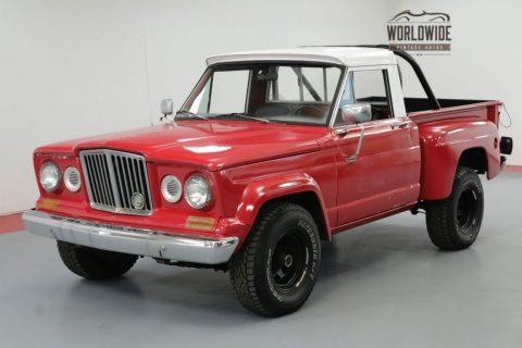1973 Jeep J10 Gladiator 4X4 360 V8 AUTO RARE for sale