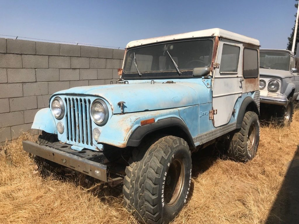 1974 Jeep CJ CJ5 for sale