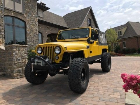 1982 Jeep CJ8 Scrambler for sale