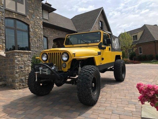 1982 Jeep CJ8 Scrambler for sale