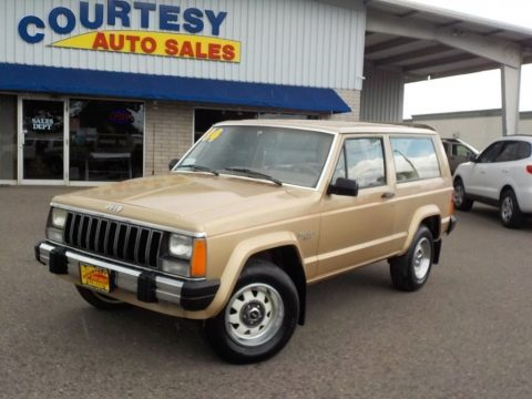 1984 Jeep Cherokee Pioneer 2Dr for sale